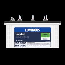 LUMINOUS Inverlast ILTJ18148 150Ah Tubular Jumbo Battery Tubular Inverter Battery (150Ah)