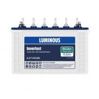 LUMINOUS 80AH TUBULAR BATTERY ILST 10036