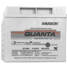 AMARON Quanta SMF Battery 42AH/12V | 12AL042