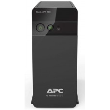 APC Back-UPS BX600C-IN 600VA / 360W, 230V, UPS System, an Ideal Power Backup & Protection for Home Office, Desktop PC & Home