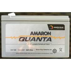 Amaron Quanta 7AH SMF Battery   12AL007