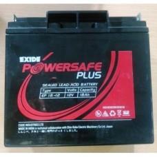 Exide Powersafe Plus EP 18-12 18AH SMF UPS Battery