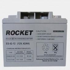 ROCKET ES12V, 42AH SMF VRLA BATTERY
