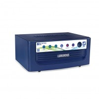 Luminous Eco Volt Neo 1050 Sine Wave Inverter for Home, Office and Shops (Blue)