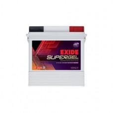 Exide SuperGel1500 (150AH)